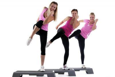 Фитнес, тренажёрный зал