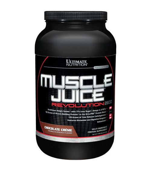 ULTIMATE NUTRITION Muscle Juice Revolution 4,69lb (2.12кг.)