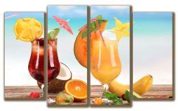 Тропический коктель