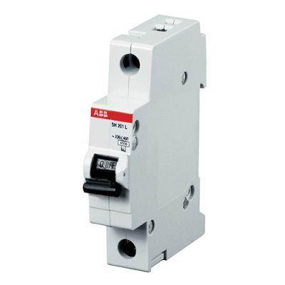 ABB Aвтоматический выключатель 1-полюсной серия SH