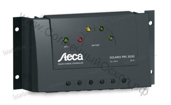 Steca Solarix PRS 2020 20А 12/24V