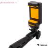 FJ BMNP-123 SEBYASHKA Ручной монопод для фото и видеокамер с держ. для смартфонов