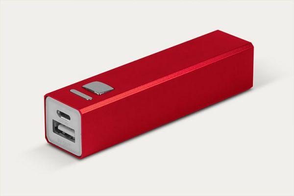 2200mAh Внешний аккумулятор  Apexto  APA1022102 красный