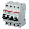 ABB Aвтоматический выключатель 4-полюсной