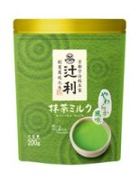 Matcha milk зеленый чай порошок