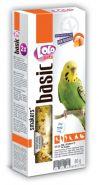 Lolo Pets Smakers Крекеры для волнистых попугаев яичные (80 г)