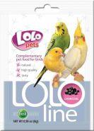 Lolo Pets Lololine Уголь для птиц (8 г)
