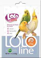 Lolo Pets Lololine Подкормка для птиц ракушки и кальций (50 г)