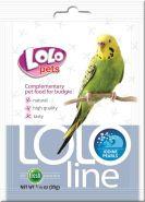 """Lolo Pets Lololine для волнистых попугаев """"Йодовые жемчужины"""" (20 г)"""