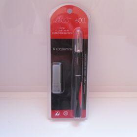 Нож с цанговым зажимом (алюминий),  6 предметов