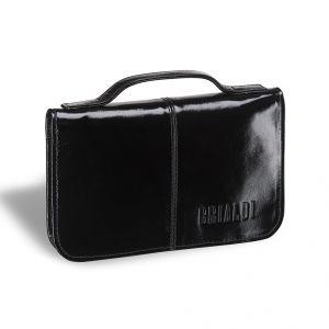 Мужской клатч BRIALDI Utah (Юта) shiny black