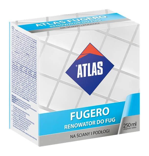 ATLAS FUGERO - восстанавливает цвет цементных швов.