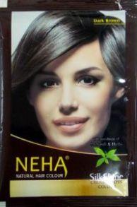 NEHA Natural Dark Brown Хна натуральная Темно-коричневая 15 гр.