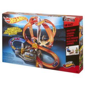 """Hot Wheels Мега трек """"Мощный вихрь"""" Mattel"""
