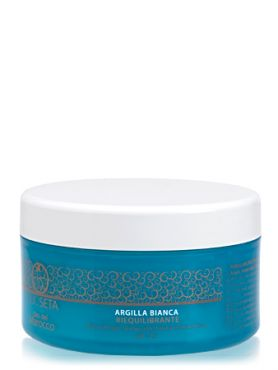 Barex Olioseta «Золото Марокко» Белая глина ребалансирующая