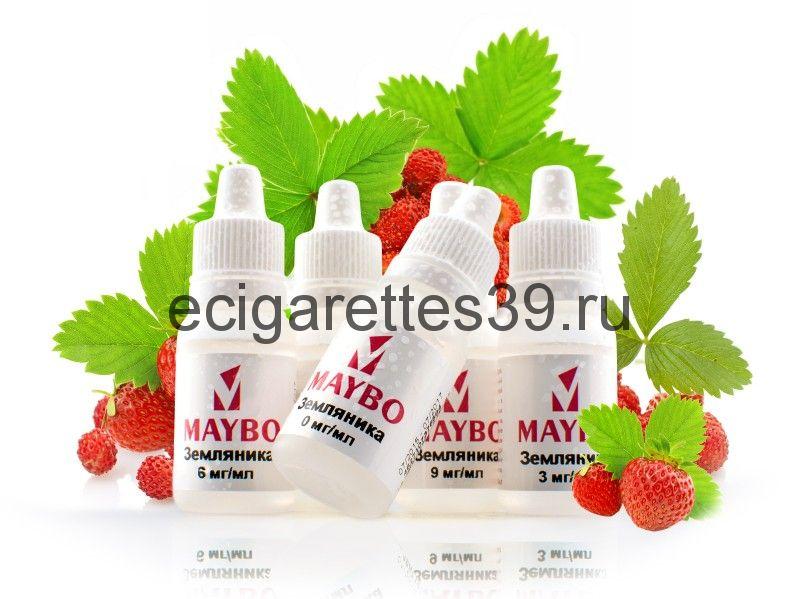 Жидкость Maybo (содержание никотина 6 мг.)