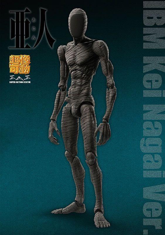 Фигурка Ajin: Demi-Human IBM Kei Nagai ver.