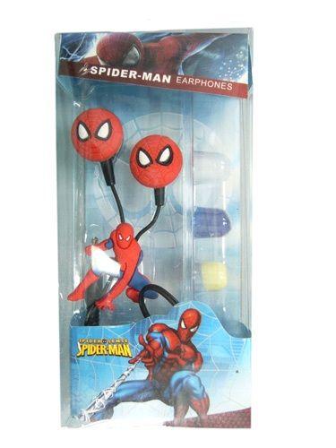 Детские наушники Орбита S-236 наушники (Spider-Man, вакуум)