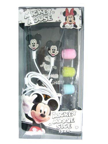 Детские наушники Орбита S-237 наушники (Mickey Mouse, вакуум)*