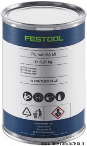 Клей натуральный Festool PU nat 4x-KA 65 200056