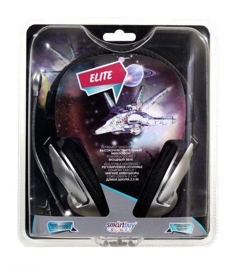 Мониторные наушники с микрофоном SmartBuy Elite SBH-7200