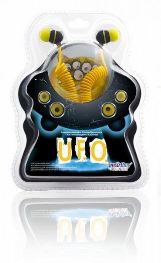 Наушники вакуумные Smartbuy U.F.O. SBE-2020
