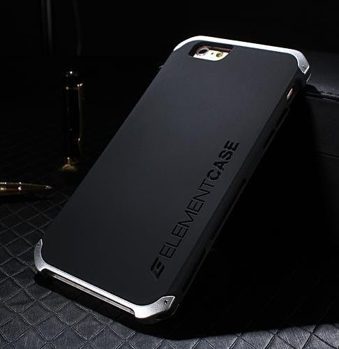 Element Case Solace iPhone 5/5s (черный)