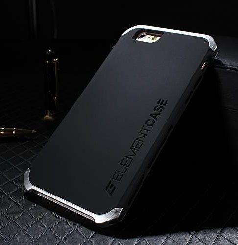 Element Case Solace iPhone 5/5s (черный)