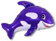 """Дружелюбный кит, 35""""/ 89 см"""