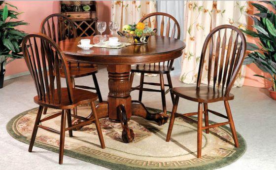 Стол деревянный обеденный раскладной Кантри 3640Т