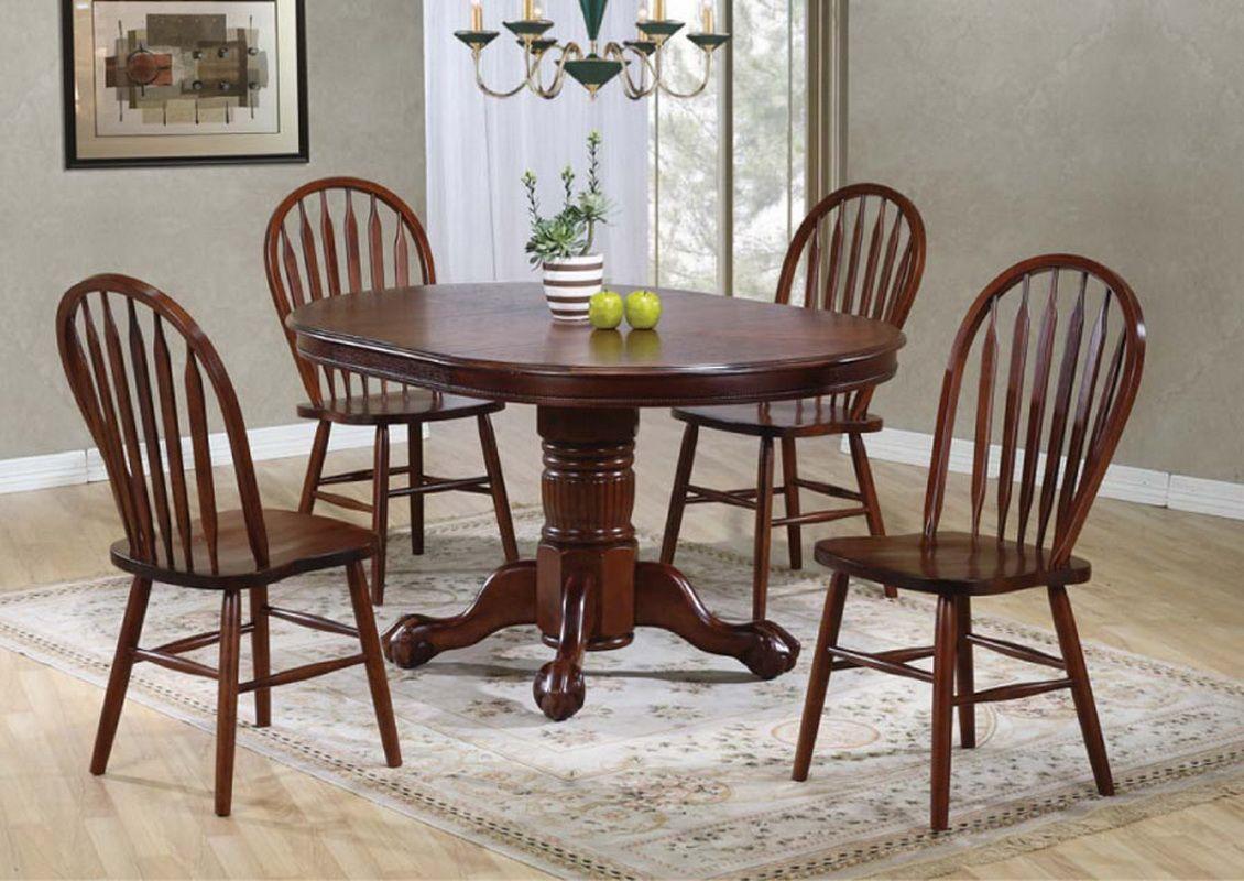 Стол деревянный обеденный раскладной Кантри 3639Т