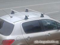 Багажник на крышу Peugeot 307, Атлант, аэродинамические дуги