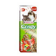 Versele-Laga Crispy Sticks Палочки для кроликов и шиншилл с травами (2 шт.)