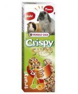 Versele-Laga Crispy Sticks Палочки для кроликов и морских свинок с фруктами (2 шт.)
