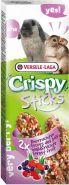 Versele-Laga Crispy Sticks Палочки для кроликов и шиншилл с лесными ягодами (2 шт.)