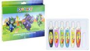 """Акварельные краски """"I Love Monsters: Волшебная акварель"""", 6 цветов (арт. 961062-06) (10066)"""