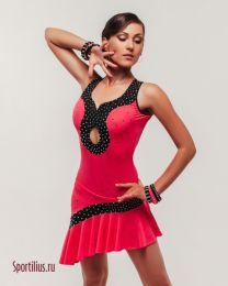 """Платье для латины """"Сапфир"""""""