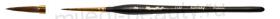 Кисть для росписи Roubloff-111F-0 №0 круглая из волоса колонка Производитель: Россия