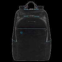 Рюкзак Piquadro CA3214B2/N кожаный черный