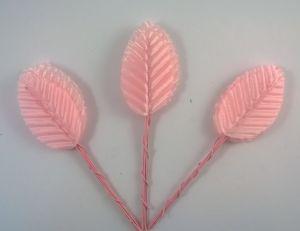 Листик. 10 см. Цвет светло-розовый(1 упаковка = 10*10 шт)