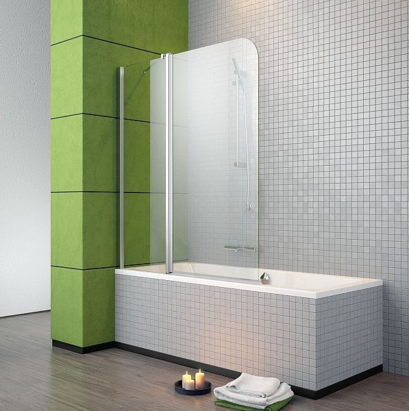 Шторка для ванны Radaway Eos II PND