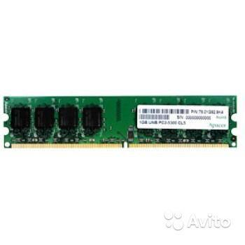 1GB Модуль памяти DDR2-800 Apacer