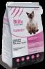 Blitz Adult Turkey д/взрослых кошек всех пород Индейка