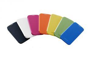 Чехол-книжка (Flip Cover) Samsung G355H Galaxy Core 2/G355H Galaxy Core 2 Duos (blue) Оригинал