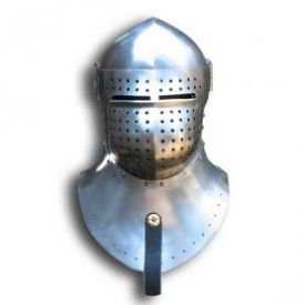Шлем ГрандБацинет. Западная Европа XV век.