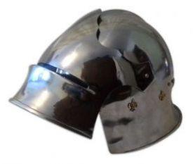 Салад с забралом. Европа XV век