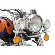COBRA Дополнительные фары (лайтбар) XVS400 Dragstar Classic/ XVS650 V-Star Classic 98-11