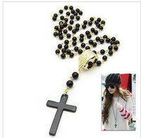 """Корейский кулон - ожерелье """"Крест"""""""