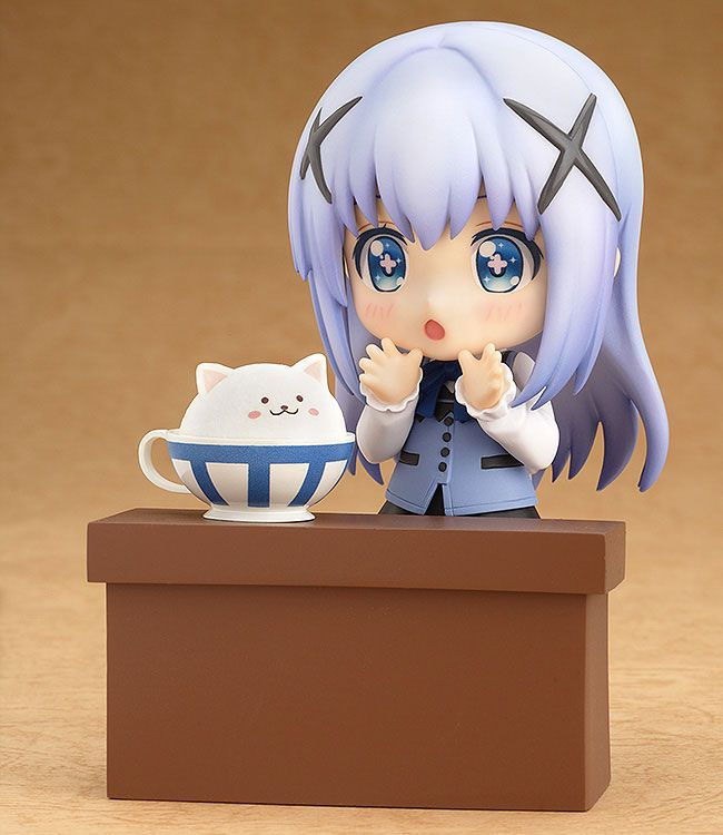Фигурка Nendoroid Is the order a rabbit?: Chino