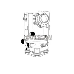 Ремонт оптического теодолита
